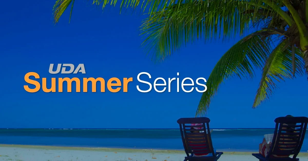 UDA Technologies Launches Special Summer Webinar Series