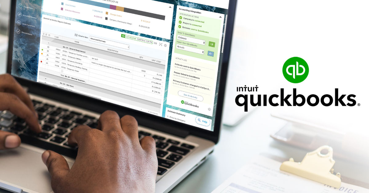 New Options for Invoicing with  ConstructionOnline 2019 + QuickBooks Online