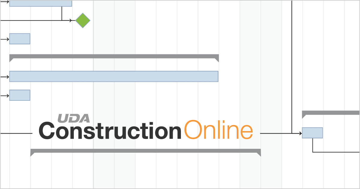 Look Closely! Zoom Function Added to ConstructionOnline Gantt Charts