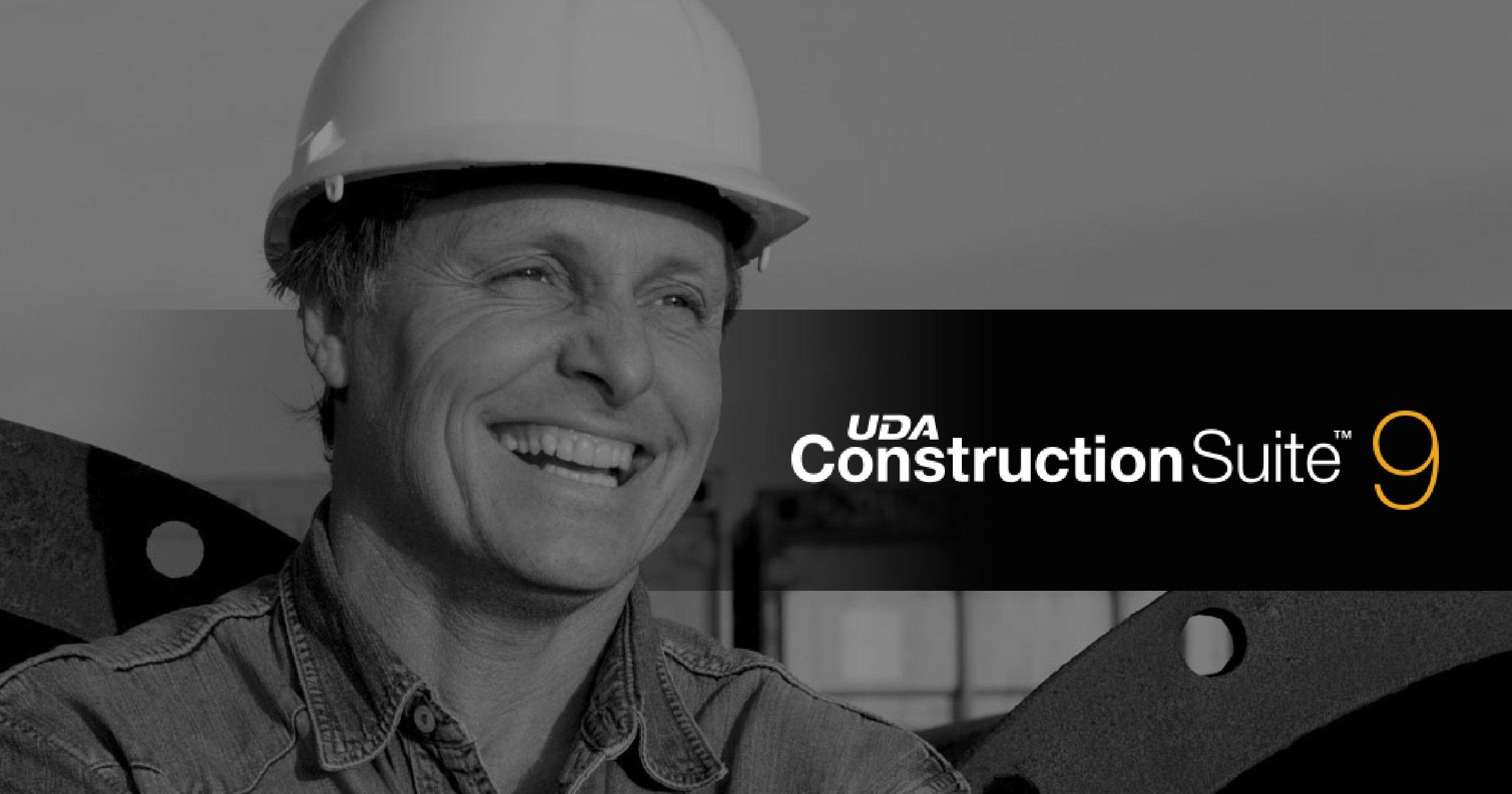 UDA Technologies Announces Release of ConstructionSuite 9