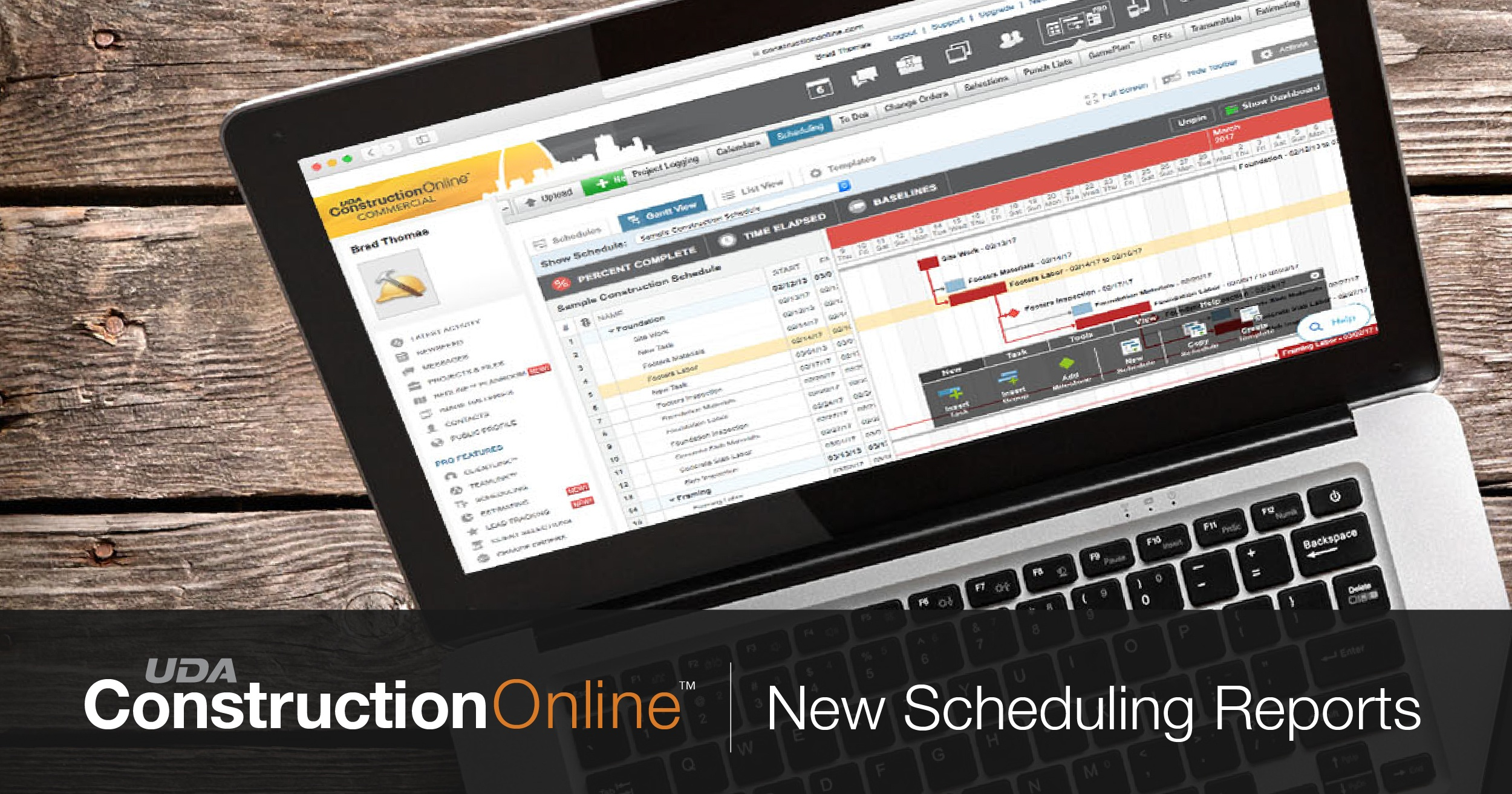 The Industry's Fastest Scheduling Gets Additional Reports