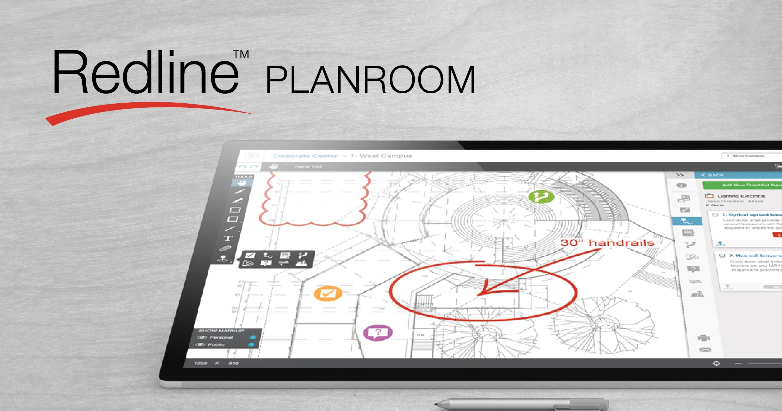 RedLine PlanRoom: Innovative Plan-Centric Project Management from UDA Technologies