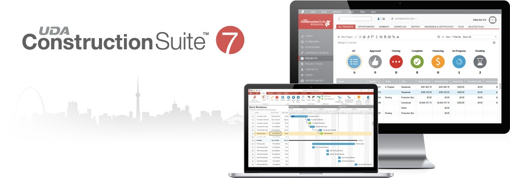 Introducing ConstructionSuite 7