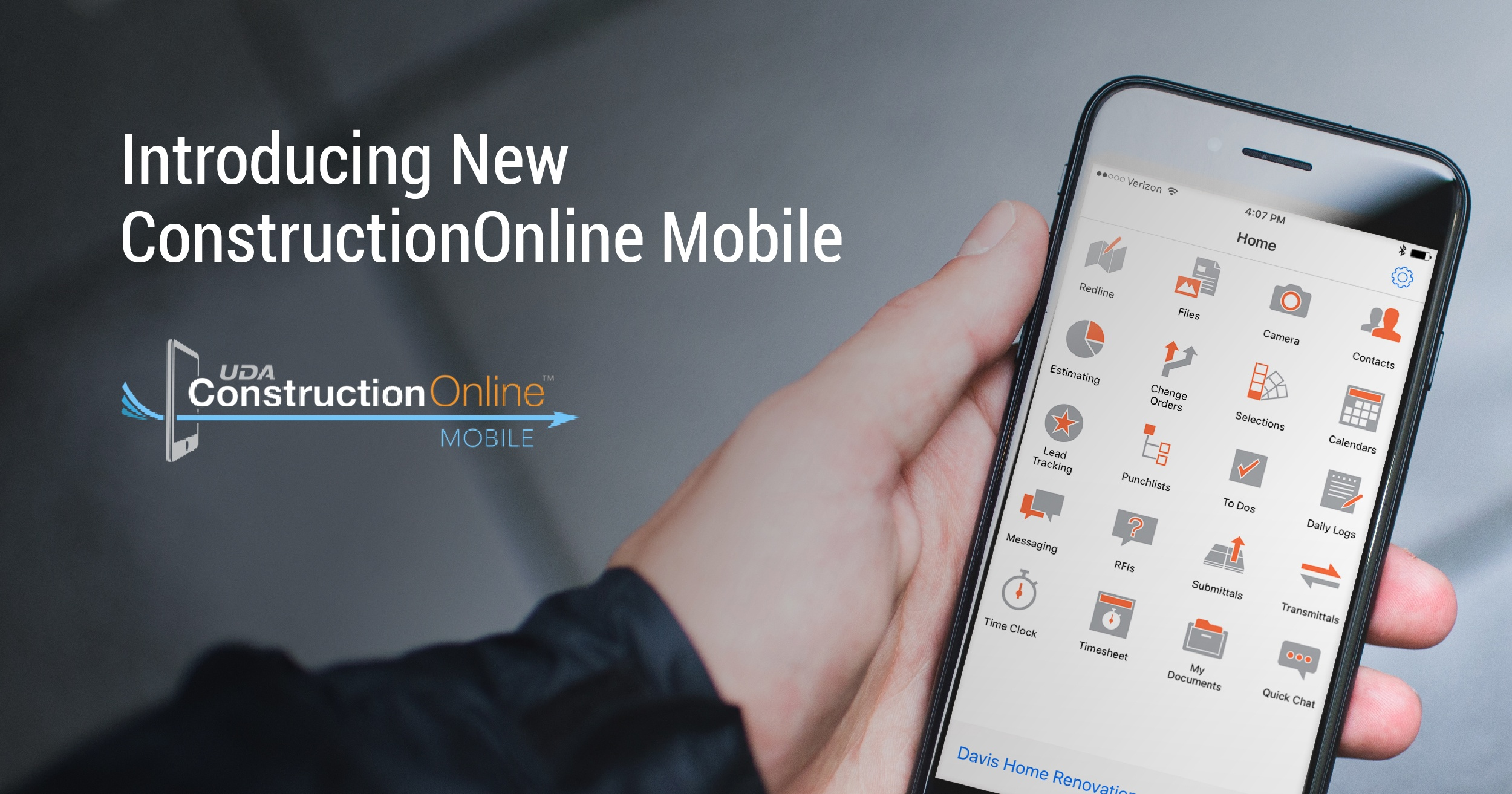 Introducing the ConstructionOnline Mobile App