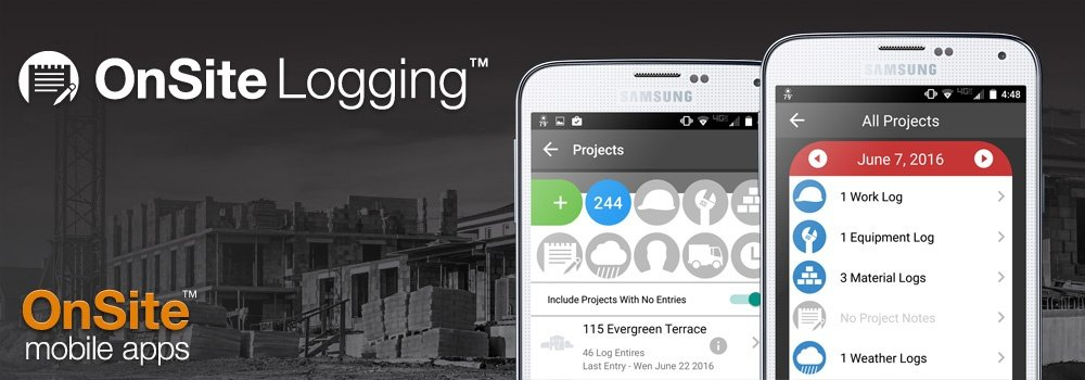 OnSite Logging™ Updates for Android