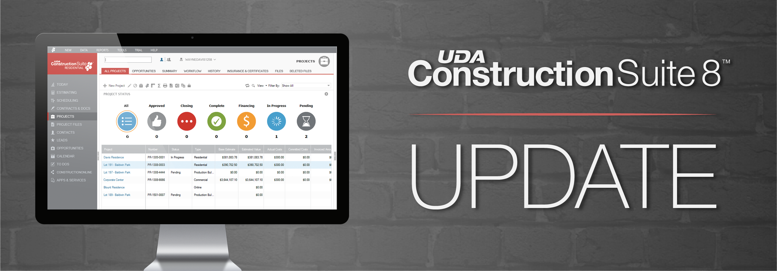 ConstructionSuite Expands File Import Types
