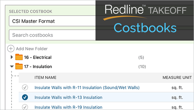 Integrated Company Costbooks Further Streamline Construction Takeoffs and Estimates