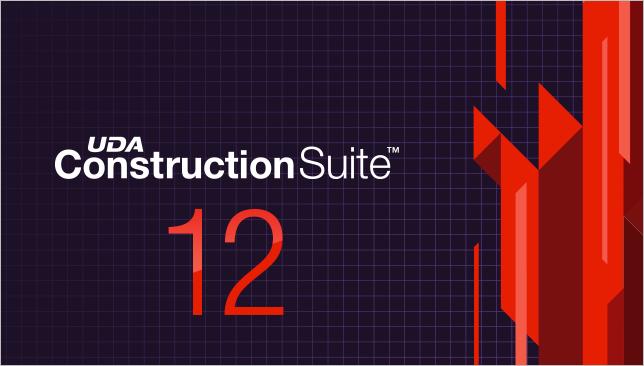 UDA Technologies Announces ConstructionSuite 12