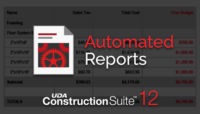 Save Time with New Automated Reporting Options