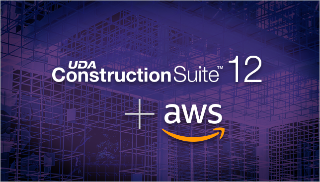 AWS Cloud Hosting Available for ConstructionSuite 12