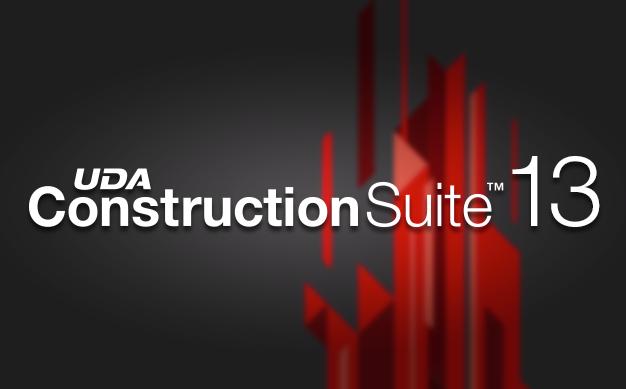 UDA Technologies Announces ConstructionSuite™13