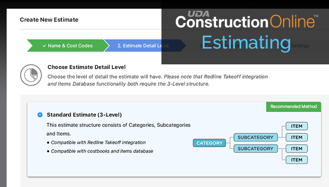Construction Financials Streamlined with New Wizards for Estimates & Reports