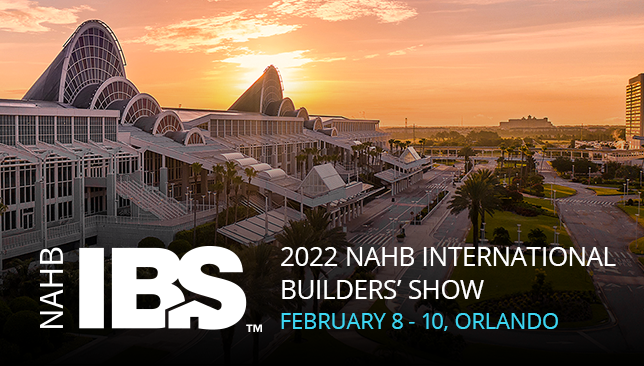 UDA to Exhibit at International Builders Show (IBS) in Orlando