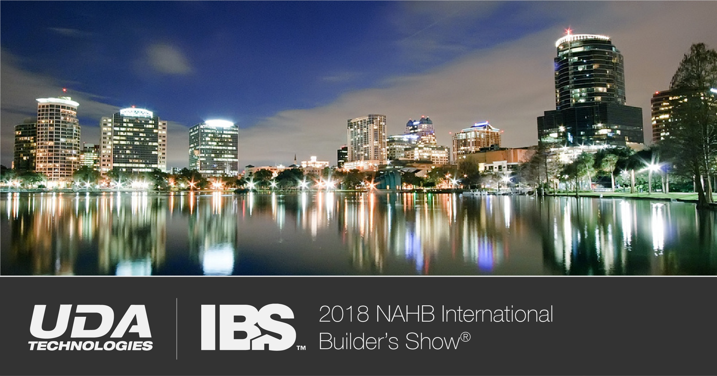 UDA Technologies Will Be Attending IBS 2018