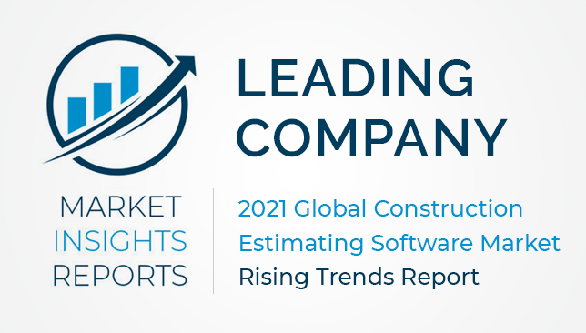 UDA Featured as Leading Construction Estimating Software in 2021 Global Market Report