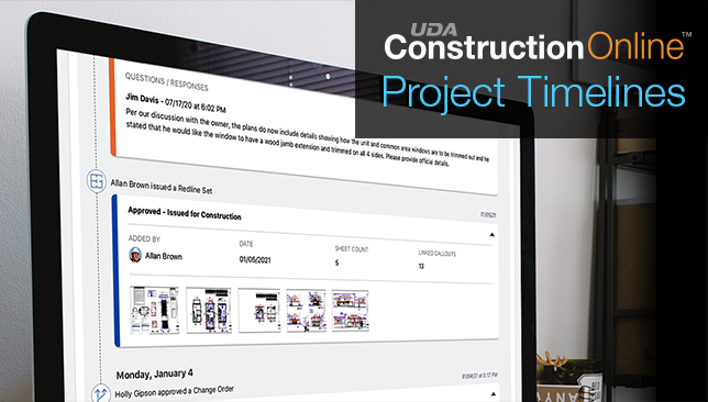 Streamline Construction Project Management with New Project Timeline View