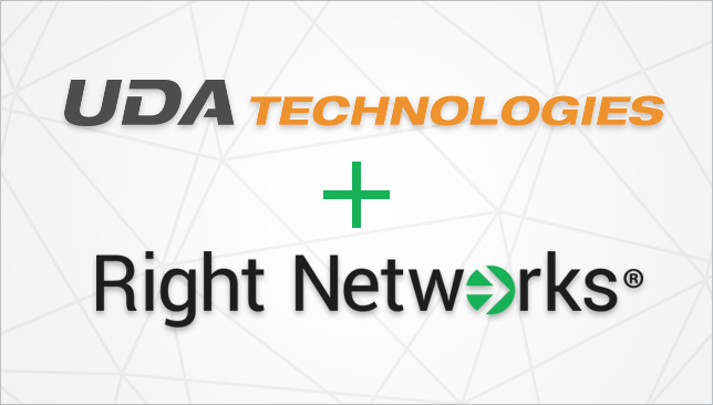 UDA Partners with Right Networks to Promote Accounting Integration