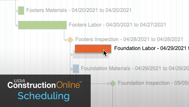 Improved Construction Task Management with OnPlan™ Scheduling