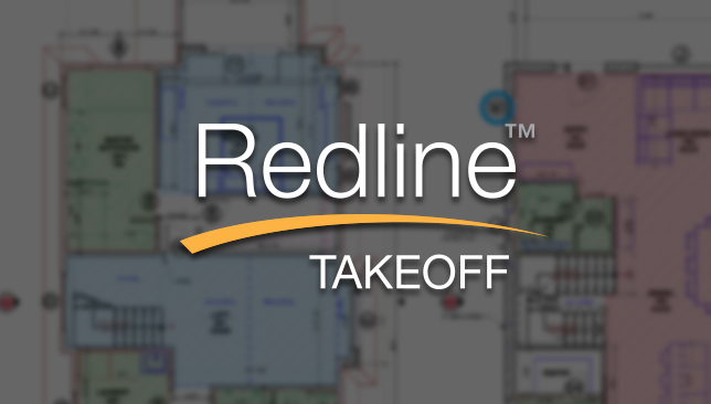 Redline™ Takeoff Included in Limited ConstructionOnline 2021 Subscription Plans
